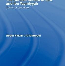 the-hanbali-school-of-law-and-ibn-taymiyyah